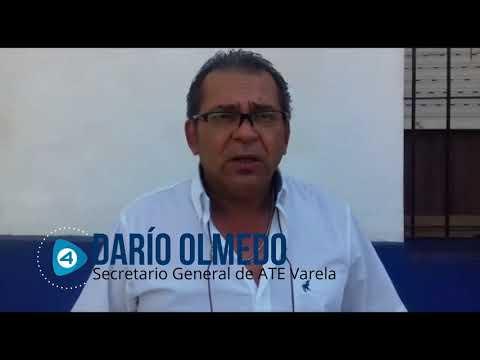 Entrevista a Darío Olmedo de ATE Varela: Memoria y Balance y conformación del Frente Gremial Varelense