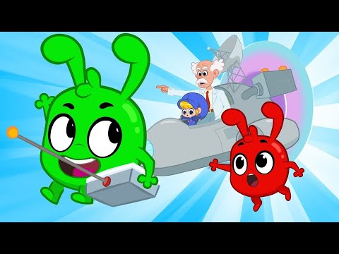 Morphle | Time Travel Trouble | Kids Videos | Learning for Kids |