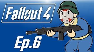 Delirious plays Fallout 4! Ep. 6 (Fighting SUPER MUTANTS!) Exploring!