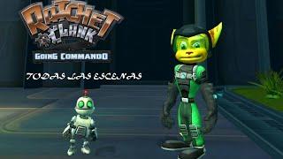 Ratchet y Clank 2 Totalmente a Tope (Todas las Esc