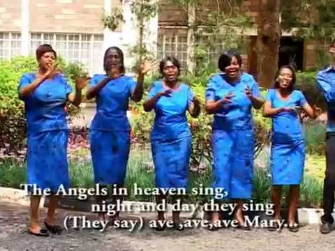 Nairobi County Choir - Ave Maria (dial *811*103# to get this