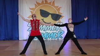 Philippe Berne & Flore Berne - Summer Hummer 2019 - Showcase - 1st Place