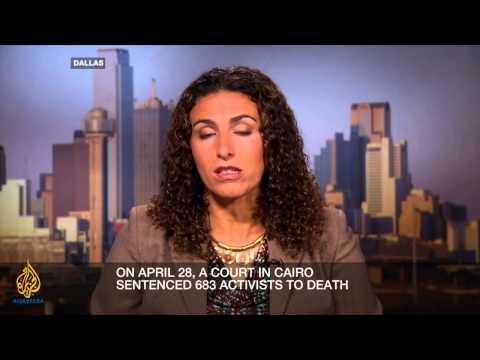 Inside Egypt - Can harsh sentences bring stability?