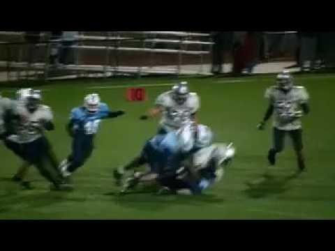 2007 Washington and Lee vs Yorktown Football Highlights