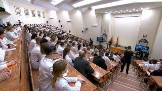 Лукашенко о важнейшей задаче белорусской медицины, зарплатах, жилье и кадрах