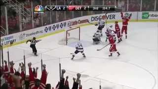 Gambar cover Jonathan Ericsson Game Winning Goal with 5 seconds left | February 10th 2013
