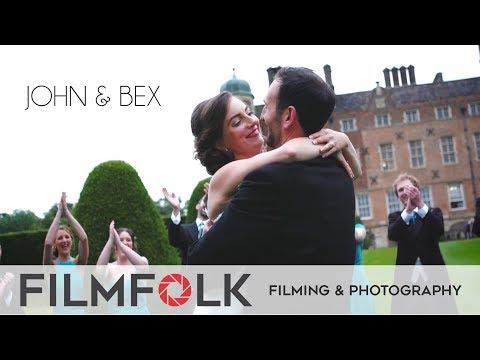 Wedding Video Cambridge || Madingley Hall Wedding || FilmFolk