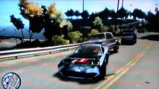 GTA 4 Video Comentado - Online