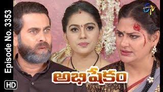 Abhishekam | 14th October 2019  | Full Episode No 3353 | ETV Telugu