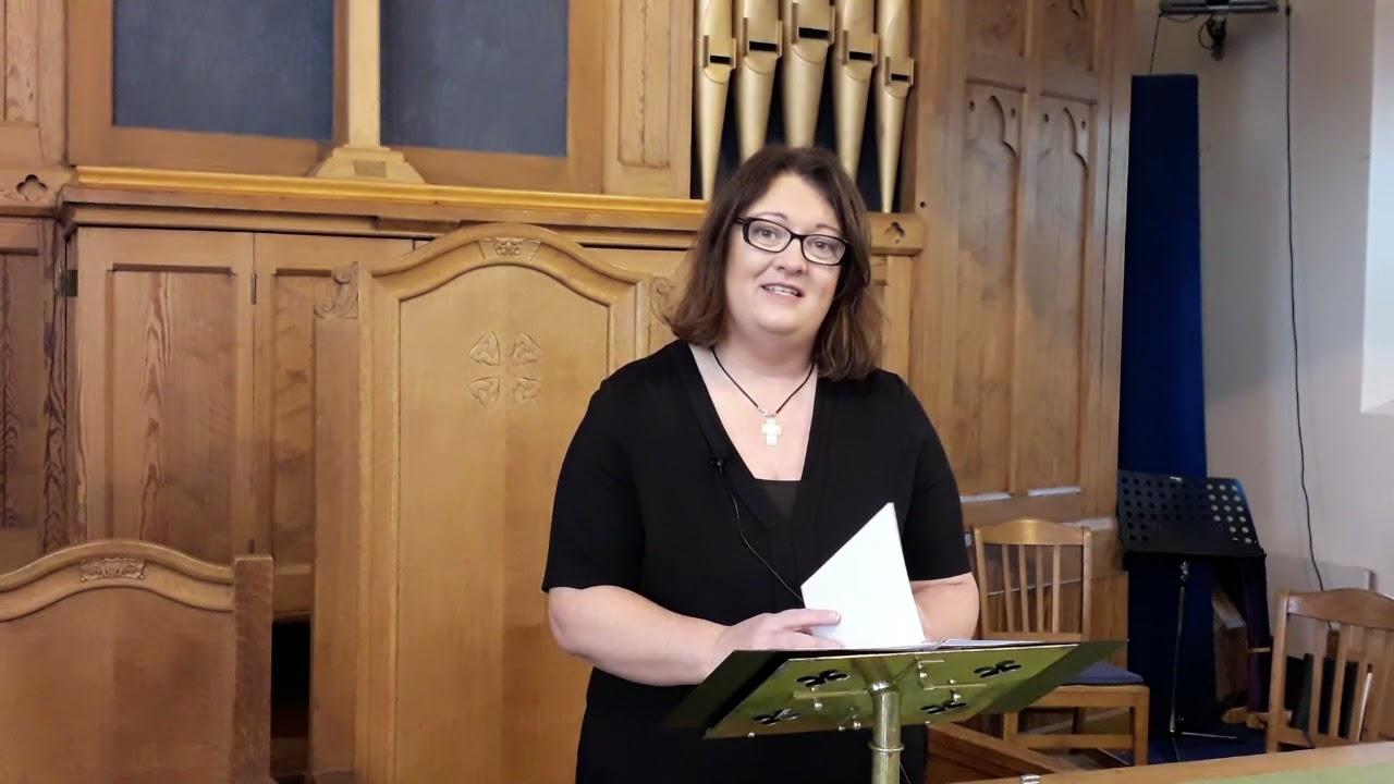 Sunday Sermon 10th October