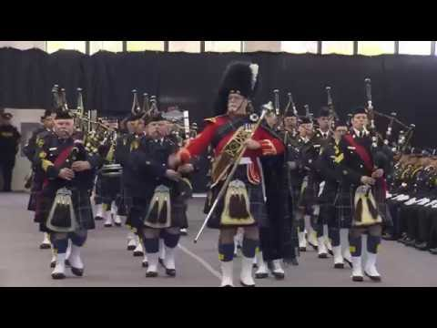Commissioner's Own Pipes and Drums