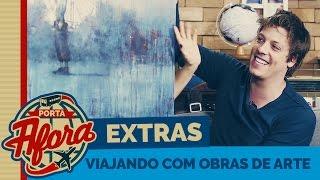 Vídeo - América do Sul – (Extras – Viajando com obras de arte)