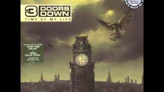 3 Doors Down-Back To Me