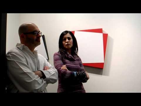 Video inaugurazionen mostra Bourmaud Galleria Marelia 17 marzo 2012.MOV