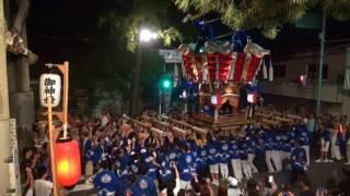 五親会合同で行われる「高安夏祭り」が、玉祖神社松の馬場で催されまし...