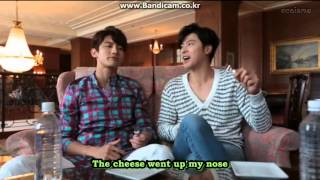 [HM] 150630 Tohoshinki - Mission Card 44 (Eng Sub)