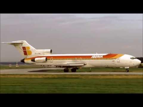 Boeing 727 de Iberia
