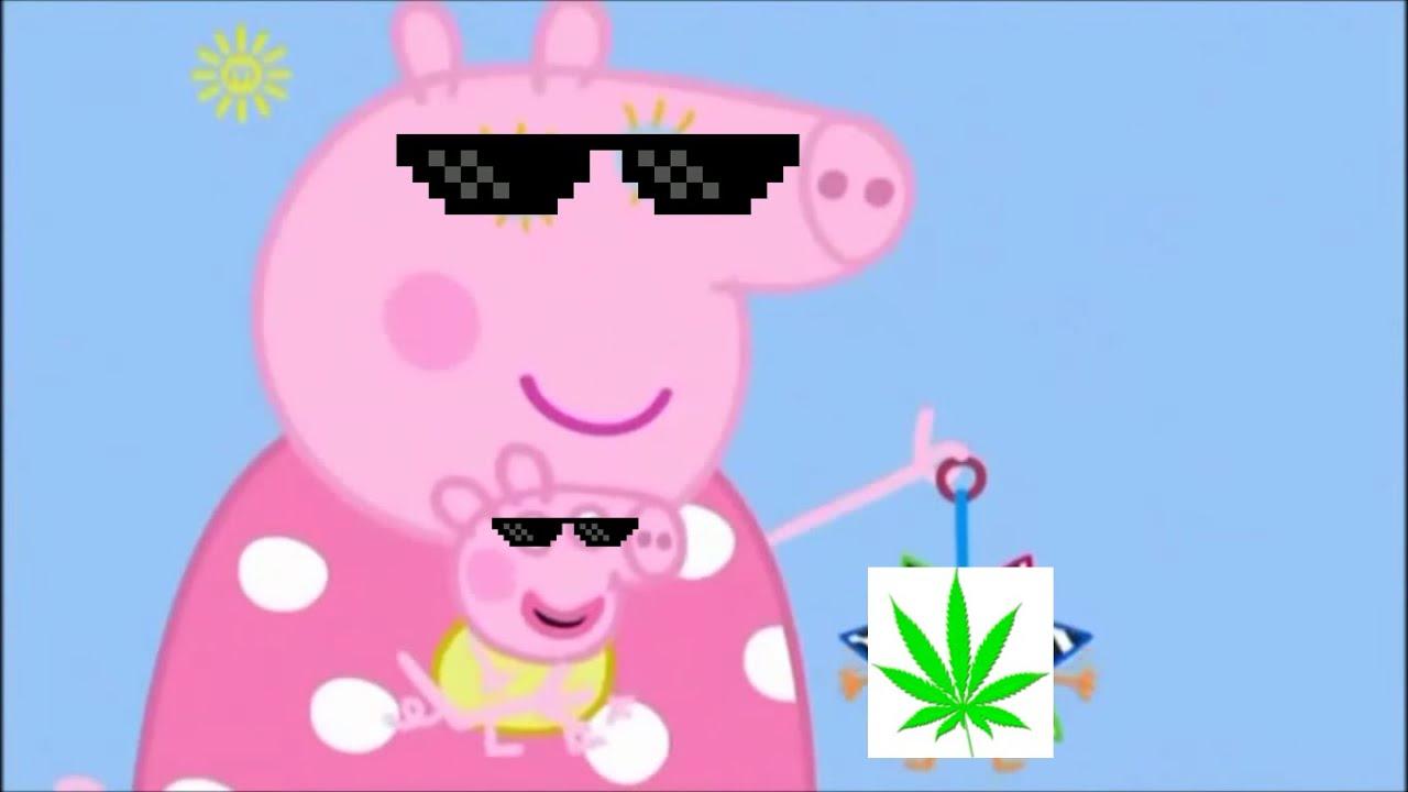 MLG Peppa Pig Baby Alexander