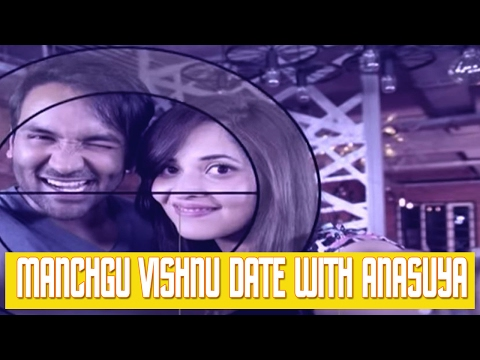 Manchu Vishnu reveals his love story on A Date with Anasuya - TV9