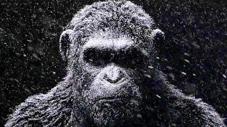 """""""Планета обезьян: Войнa"""": Дублированный трейлер №2"""