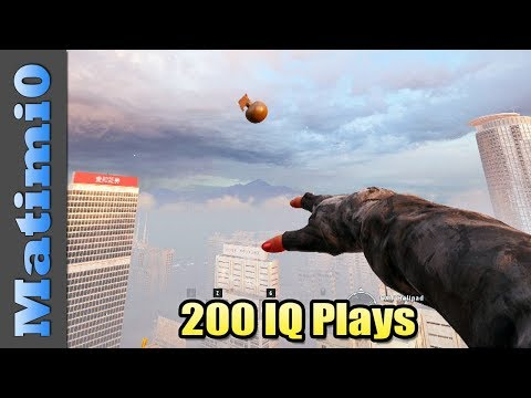 200 IQ Plays - Rainbow Six Siege