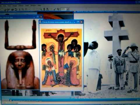 Mystical Handsign of His Majesty Revealed; Double Ka- Mystery Pt1. (Rasidonis Tafari)