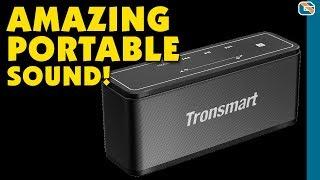 Tronsmart Element MEGA Bluetooth Speaker Review #spon