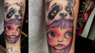 Tattoo Art Expo Dublin 2016 in partnership with World Famous Ink(We can't wait for the Tattoo Art Expo Dublin 2016 July 2nd and 3rd at The Helix! For more info: www.tattooartexpo.net., 2016-05-17T21:11:06.000Z)