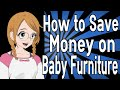 How to Save Money on Baby Furniture