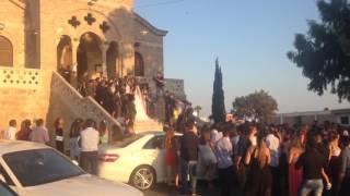 Кипр. Пафос. Местная свадьба.