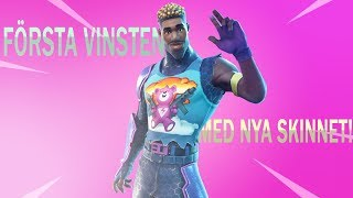 NYA BRITE GUNNER LEATHER (13K SOLO WIN) FORTNITE AT SVENSKA!
