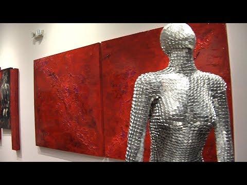 Wynwood's Art Fusion Galleries Art Basel Week Miami Scenes