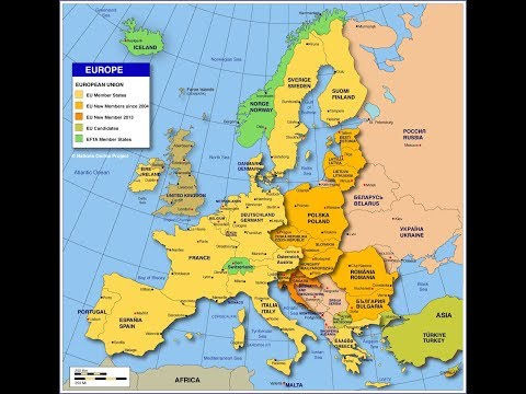 Could Satan Try to get Israel and/or Palestine to Join the EU, Aug.9, 2017