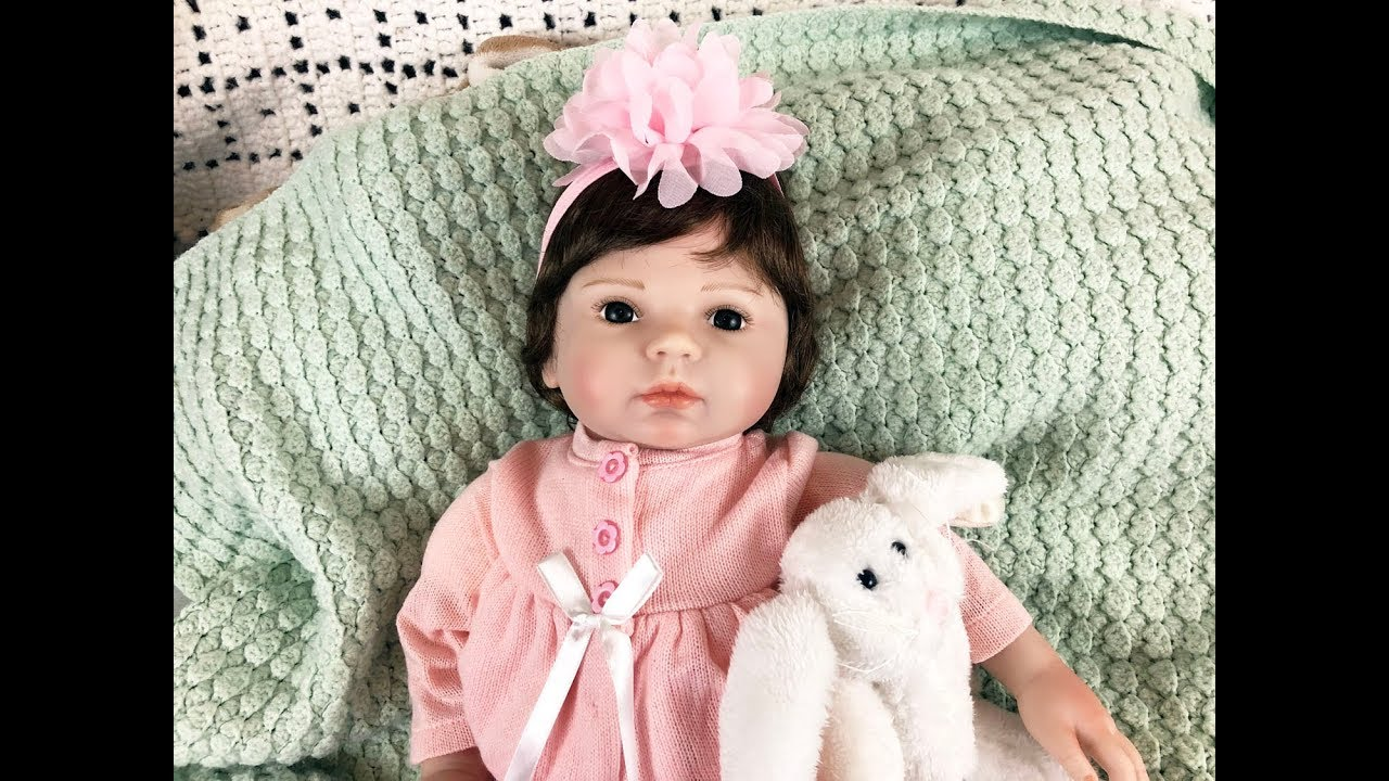 761320ed7 BUNNY LOVE - FROM PARADISE GALLERIES - DOLL REVIEW - YouTube