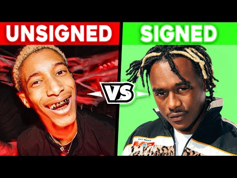 UNSIGNED RAPPERS vs. SIGNED RAPPERS!! *who's better?*