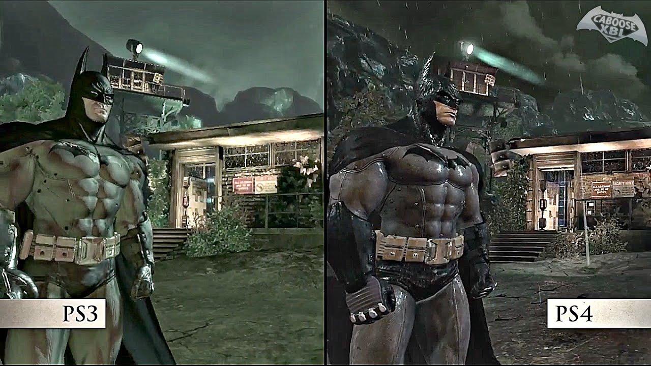 Black Ops 2 Wallpaper Batman Return To Arkham Official Graphics Comparison