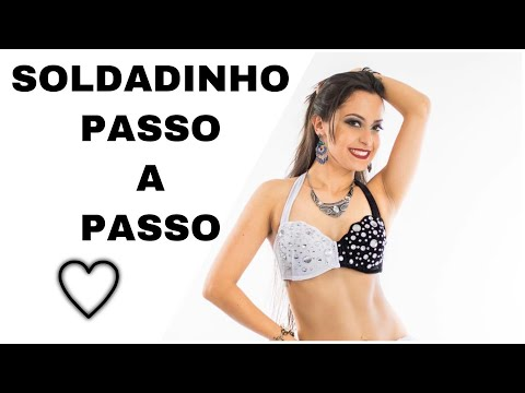 SOLDADINHO PASSO A PASSO  DE DANÇA DO VENTRE ONLINE