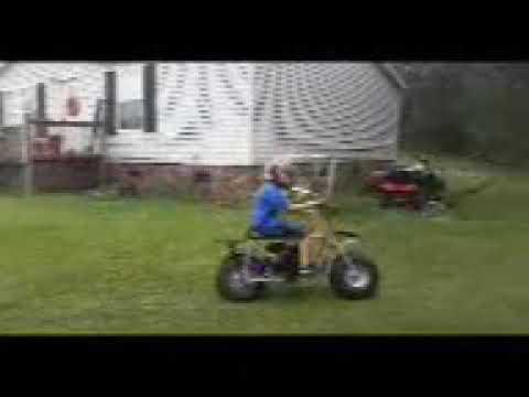 Go Kart & Mini Bike Riding