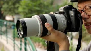 Canon EF 70-300mm f/4-5.6L IS USM Hands-on Review