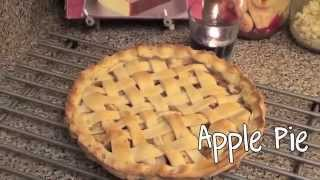 How To Make An Apple Pie (lattice Crust)