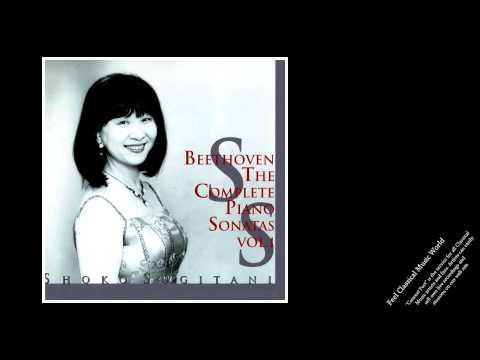 Shoko Sugitani: Beethoven Piano Sonatas Vol.1