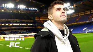 Christian Pulisic How a young American became a Chelsea star  Premier League