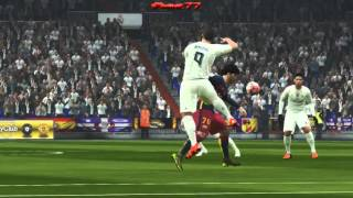 PES 2016 Gameplay ~ Real Madrid vs FC Barcelona HD (PC/PS4)