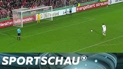 DFB-Pokal: Sandhausen ringt Freiburg nieder | Sportschau