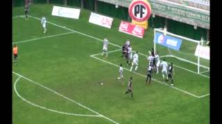 Gol de Santiago Morning a Deportes Temuco, hubo falta contra el Meme?