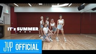 Download lagu ITZY IT z SUMMER Dance Practice