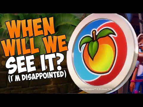 When will we see WUMPA LEAGUE?? (I'm VERY disappointed) |