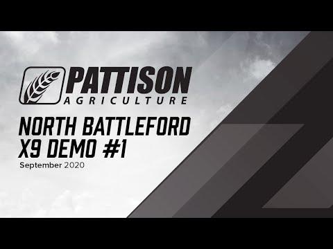 X9 Demo Series: #1 North Battleford, SK | Pattison Ag