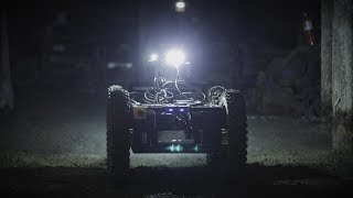 CMU team develops a robot and drone system for mine rescues