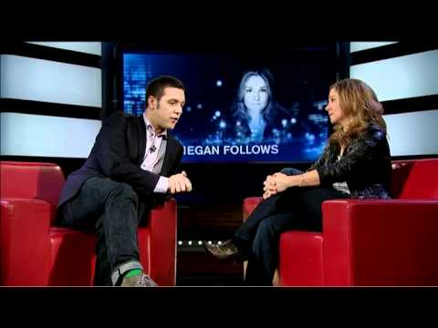 Megan Follows On Strombo: Full
